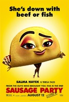 Sausage Party - Character movie poster (xs thumbnail)