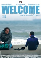 Welcome - Israeli Movie Poster (xs thumbnail)