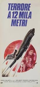 Mayday at 40,000 Feet! - Italian Movie Poster (xs thumbnail)