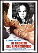 Born Innocent - Italian Movie Poster (xs thumbnail)