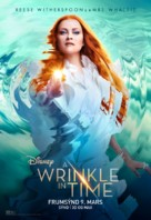 A Wrinkle in Time - Icelandic Movie Poster (xs thumbnail)