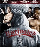 Unrivaled - Blu-Ray cover (xs thumbnail)