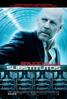 Surrogates - Brazilian Movie Poster (xs thumbnail)
