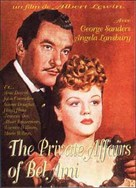 The Private Affairs of Bel Ami - French Movie Cover (xs thumbnail)