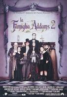 Addams Family Values - Italian Movie Poster (xs thumbnail)