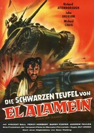 Sea of Sand - German Movie Poster (xs thumbnail)