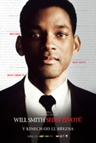 Seven Pounds - Czech Movie Poster (xs thumbnail)
