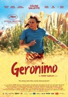 Geronimo - Turkish Movie Poster (xs thumbnail)