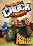 """""""The Adventures of Chuck & Friends"""" - DVD movie cover (xs thumbnail)"""