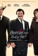 Bernie - Turkish Movie Poster (xs thumbnail)