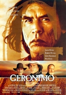 Geronimo: An American Legend - German Movie Poster (xs thumbnail)