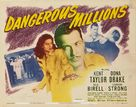 Dangerous Millions - Movie Poster (xs thumbnail)