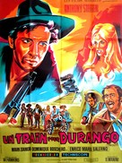 Un treno per Durango - French Movie Poster (xs thumbnail)