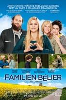 La famille Bélier - Norwegian Movie Poster (xs thumbnail)