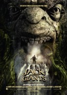 Jack the Giant Slayer - German Movie Poster (xs thumbnail)
