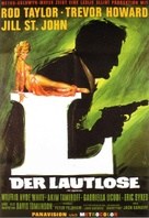 The Liquidator - German Movie Poster (xs thumbnail)