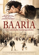 Baarìa - German Movie Poster (xs thumbnail)
