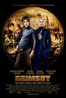 The Brothers Grimsby - British Movie Poster (xs thumbnail)