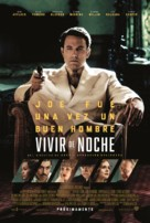 Live by Night - Mexican Movie Poster (xs thumbnail)