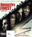 Brooklyn's Finest - New Zealand Blu-Ray cover (xs thumbnail)
