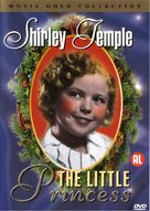 The Little Princess - Dutch DVD cover (xs thumbnail)