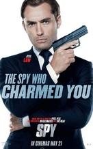 Spy - Singaporean Movie Poster (xs thumbnail)