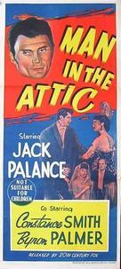 Man in the Attic - Australian Movie Poster (xs thumbnail)