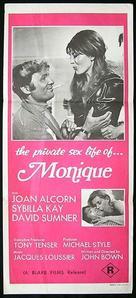 Monique - Australian Movie Poster (xs thumbnail)