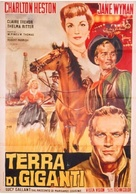 Lucy Gallant - Italian Movie Poster (xs thumbnail)