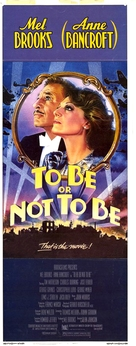 To Be or Not to Be - Movie Poster (xs thumbnail)