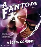 The Phantom - Hungarian Movie Cover (xs thumbnail)
