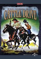 Cattle Drive - DVD cover (xs thumbnail)