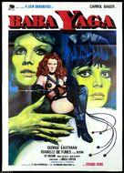 Baba Yaga - Italian Movie Poster (xs thumbnail)
