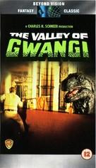 The Valley of Gwangi - British Movie Cover (xs thumbnail)