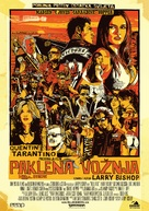 Hell Ride - Croatian Movie Poster (xs thumbnail)
