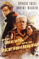 The Mountain - German Movie Poster (xs thumbnail)