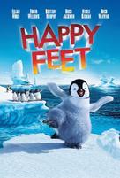 Happy Feet - DVD movie cover (xs thumbnail)