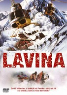 Avalanche - Czech Movie Cover (xs thumbnail)
