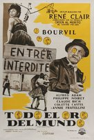 Tout l'or du monde - Argentinian Movie Poster (xs thumbnail)
