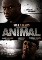 Animal - German DVD cover (xs thumbnail)