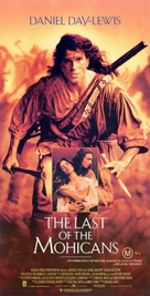 The Last of the Mohicans - Australian Movie Poster (xs thumbnail)