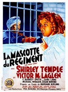 Wee Willie Winkie - French Movie Poster (xs thumbnail)