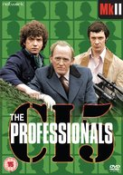 """""""The Professionals"""" - British DVD movie cover (xs thumbnail)"""