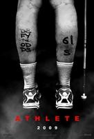 Athlete - Movie Poster (xs thumbnail)