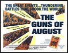 The Guns of August - Movie Poster (xs thumbnail)