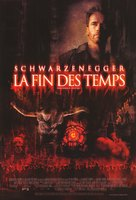 End Of Days - French Movie Poster (xs thumbnail)