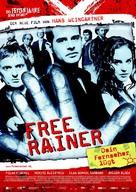 Free Rainer - German Movie Poster (xs thumbnail)