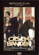 Olsen-bandens store kup - Norwegian DVD cover (xs thumbnail)