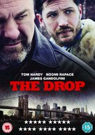 The Drop - British DVD movie cover (xs thumbnail)