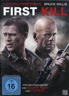 First Kill - German Movie Cover (xs thumbnail)